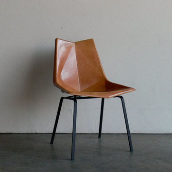 ON HOLDVintage Paul McCobb Origami Chair by CoMod on Etsy