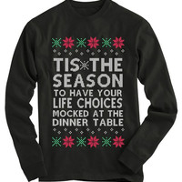 Tis The Season Ugly Christmas Sweater