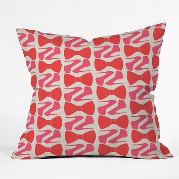 Allyson Johnson Date Night Throw Pillow