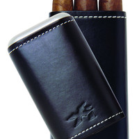 Xikar Envoy Cigar Case : Black