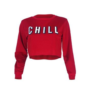 NO CHILL TOP