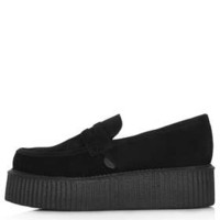 Underground Single Sole Loafers - New In This Week  - New In