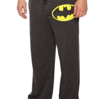 DC Comics Batman Logo Guys Pajama Pants