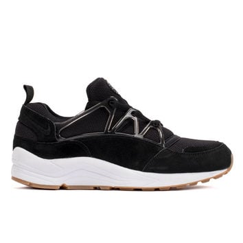 Air Huarache Light (Black/White)