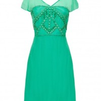 Gatsby Chiffon Dress
