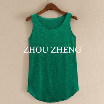 New Tank Tops Women Sleeveless