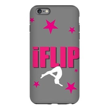 I FLIP TUMBLING G IPHONE 6 PLUS/6S PLUS TOUGH CASE