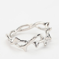 Urban Outfitters - Twisted Thorns Ring