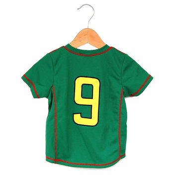 Cameroon Soccer Toddler Jersey