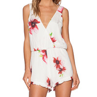Winston White Paseo Romper in White