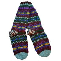 Soleil Wool Socks on Sale for $19.95 at HippieShop.com