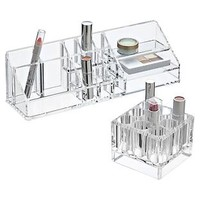 The Container Store > Acrylic Cosmetic Organizers