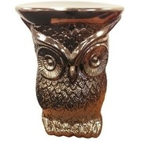 Wise Owl Ceramic Garden Stool
