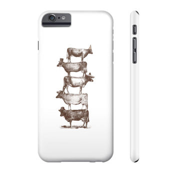 Cow Cow Nuts Phone Case
