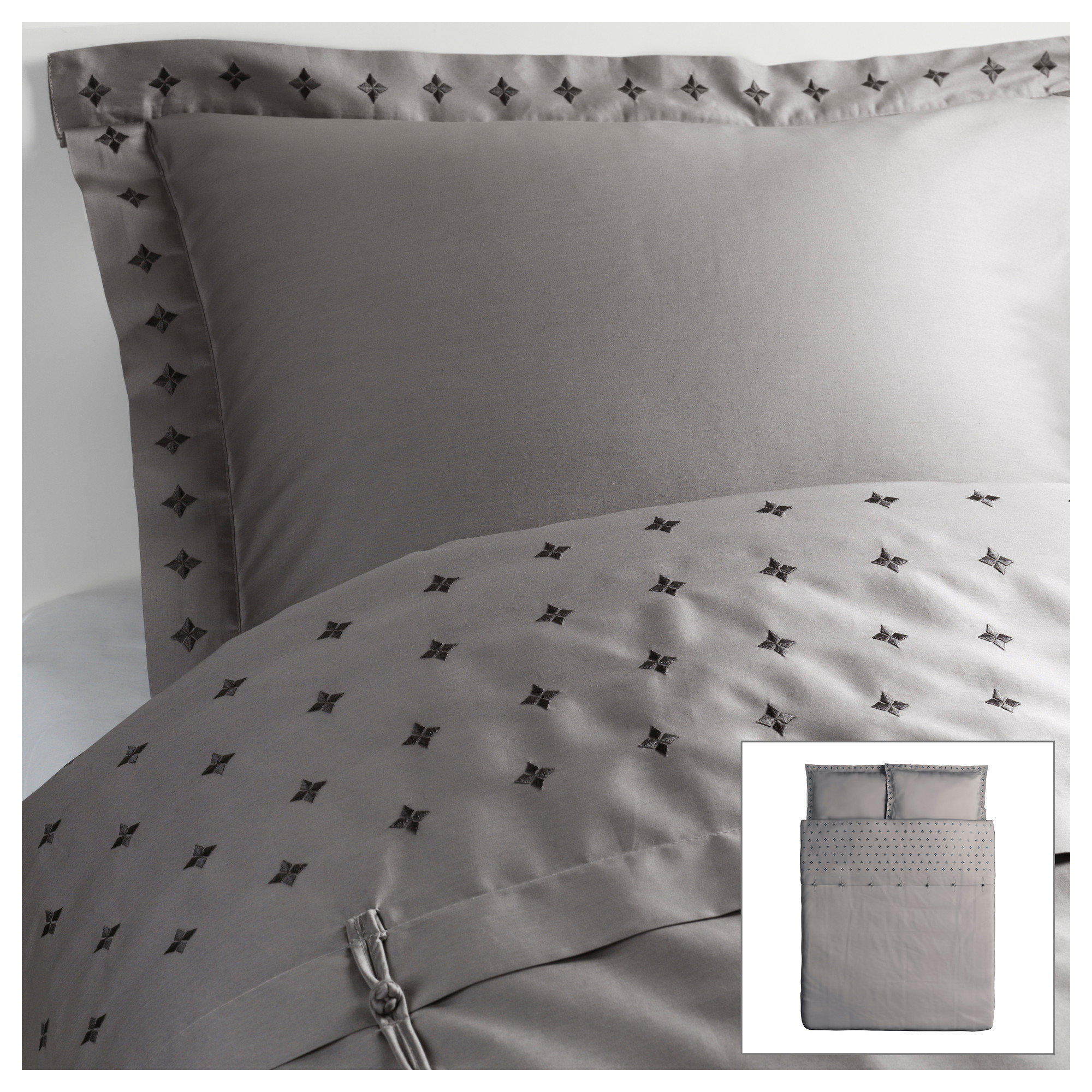VINRANKA Duvet cover and pillowsham s from IKEA