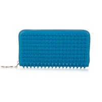 Panettone spike leather wallet | Christian Louboutin | MATCHESFASHION.COM US