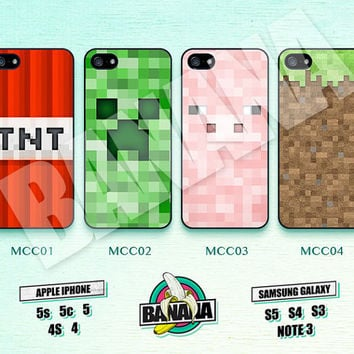 minecraft iphone case best iphone minecraft skins products on wanelo 7227