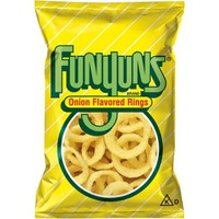 Funyuns Onion Flavored Rings, 6 oz. - Walmart.com