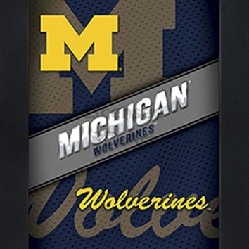 Michigan Wolverines | 3D Art | By PFF | Framed | 3-D | Lenticular Artwork | NCAA Licensed