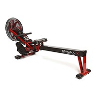 Stamina X Air Rower (Red)