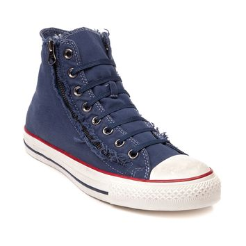 Converse All Star Hi Washed Zip Sneaker 454331b12