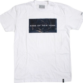 Zoo King Of New York Tee Medium White