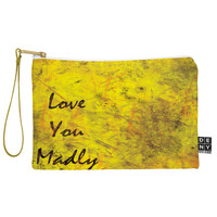 Amy Smith Love You Madly Pouch