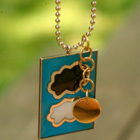 The Fault in Our Stars  Pendant Necklace by jgracelicata on Etsy