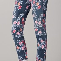 Citizens of Humanity Mandy Floral Roll Up Jeans | SHOPBOP