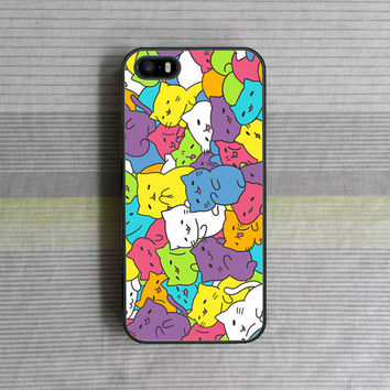 iPhone 5S Case , iPhone 5C Case , iPhone 5 Case , iPhone 4S Case , iPhone 4 Case , Lovely Cat