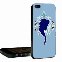 elsa frozen silhouette customized for iphone 4/4s/5/5s/5c ,samsung galaxy s3/s4/s5 and ipod 4/5 cases