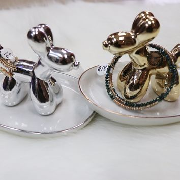 Balloon Animal Jewelry Dish
