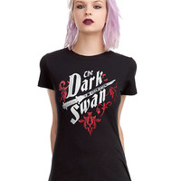 Once Upon A Time The Dark Swan Girls T-Shirt