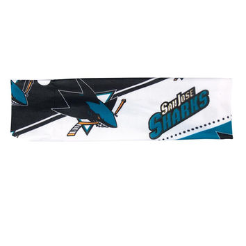 San Jose Sharks NHL Stretch Headband