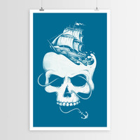 Enkel Dika's Sailing the Dead Sea POSTER