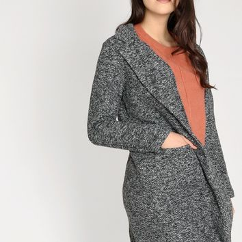 All Together Now Boucle Coat | Ruche