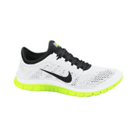 Nike Free 3.0 Men's Running Shoes - White