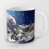 Under the Stars II (Ursa Major) Mug by Soaring Anchor Designs