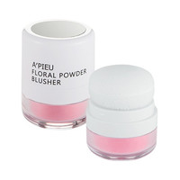 A'PIEU Floral Powder Blusher