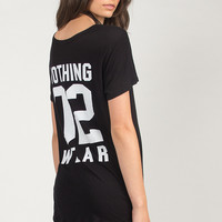 When There's Nothing To Wear Tee - Black - Black /
