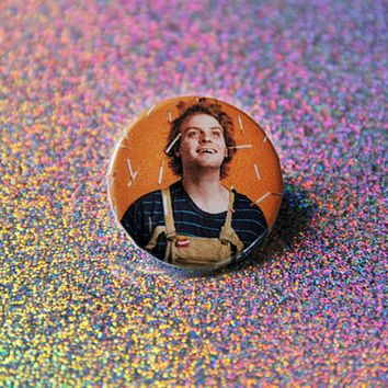 "Mac Demarco 1 1/4"" Pinback Button"
