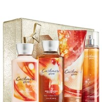 Cleanse, Moisturize, Fragrance Gift Set Cashmere Glow