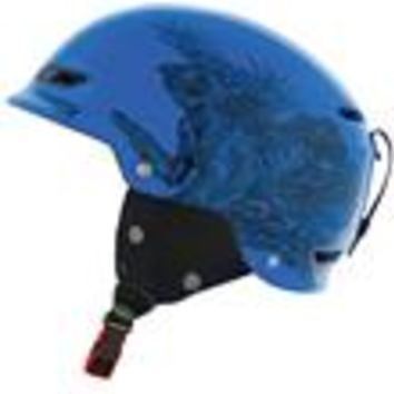 Lib Tech QQ Animal Snowboard Helmet
