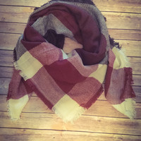 THE EVERLY BLANKET SCARF