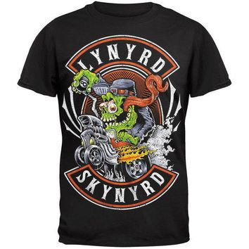 DCCKU3R Lynyrd Skynyrd - Breeze Monster T-Shirt