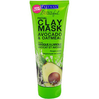 Freeman Feeling Beautiful Avocado & Oatmeal Facial Clay Mask Ulta.com - Cosmetics, Fragrance, Salon and Beauty Gifts