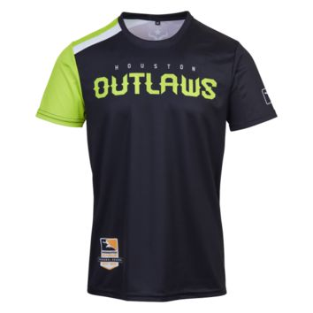 Overwatch League Starter Home Jersey - Houston Outlaws