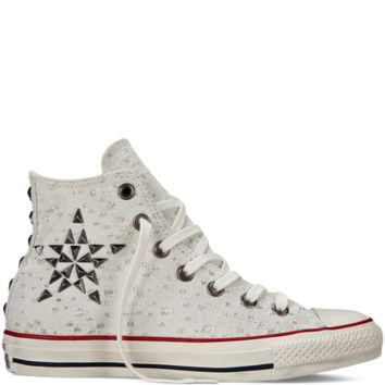 Chuck Taylor All Star Studded Lurex