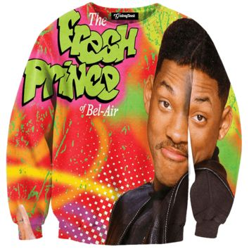Fresh Prince Will Smith Crewneck