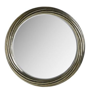 Brownstone Furniture Treviso Round Mirror